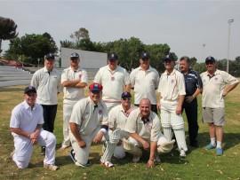 Positive end to Germiston City Cricket Club's first half.