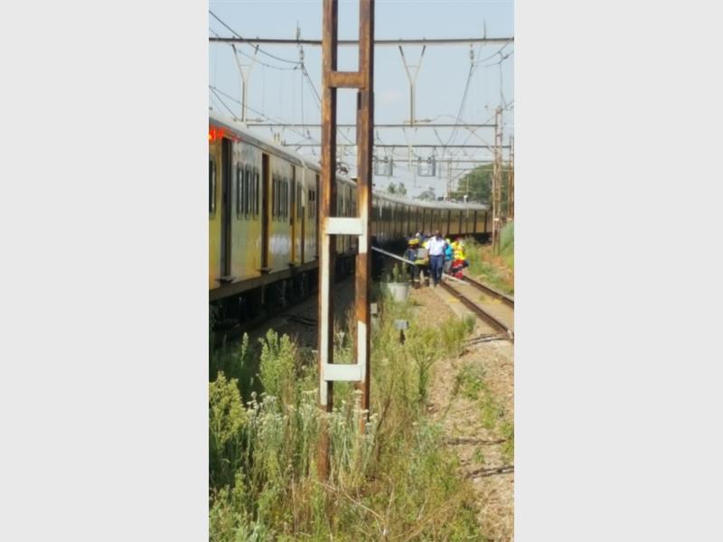 Johannesburg: Train collision leaves hundreds injured