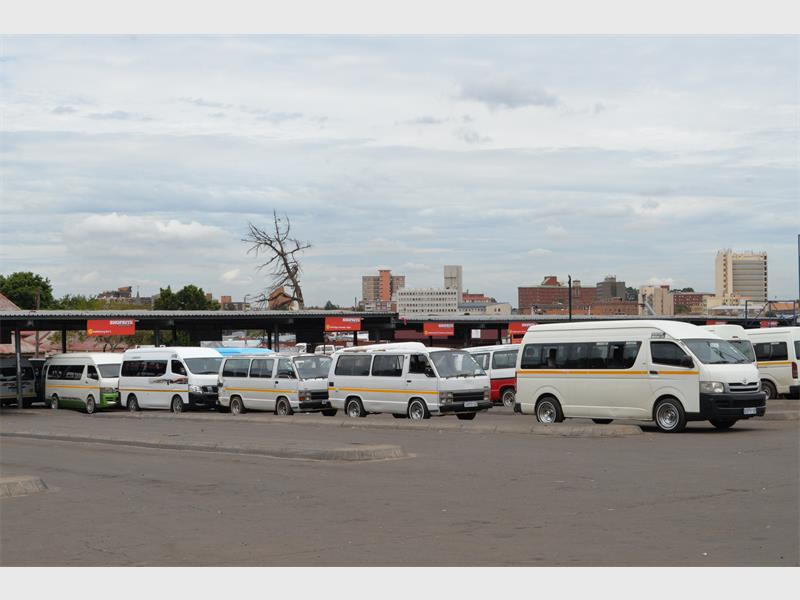 Public transport to grind to a halt in Ekurhuleni on Tuesday