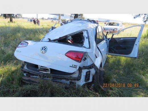 Passenger dies in N3 highway crash in Germiston | Germiston