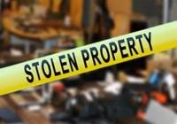 crime - Stolen property