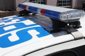 Springs police vehicle.