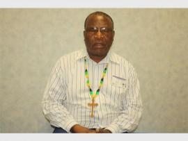 Reverend Stephen Mbatha.