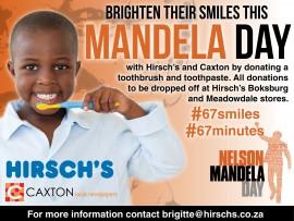 Mandela Day 10x4