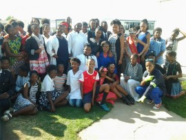 Grade seven learners from Geluksdal Primary School 2 showcased different careers at their recent Career Day.