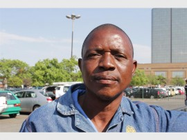 """Daniel Sadiki (52) from Tsakane: """"The Venda culture is a culture that promotes respect and ubuntu, I like that about my culture. We value our heritage and don't change when we get to the city. We are a proud nation."""""""