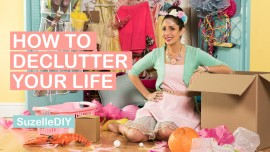 SuzelleDIY – How to Declutter Your Life