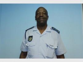Capt Petros Mabuza.