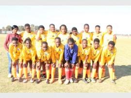 The local Nelly Stars FC team.