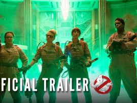 On the big screen: Ghostbusters