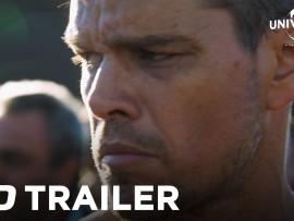 On the big screen: Jason Bourne