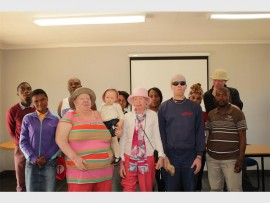 The albino community of KwaThema is ready to come together to form an organisation so they are heard as one voice.