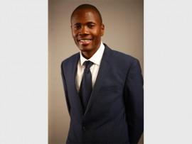 New chief whip of council, Jongizizwe Dlabathi.