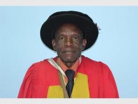 Prof Kennedy Skosana.