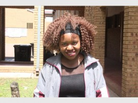 Faith Ubisi obtained three distinctions. The 18-year-old KwaThema youngster from Zimisele Secondary School says she will be doing an LLB at the University or Witwaterand or University of Johannesburg. She got distinctions in English, geography and history.