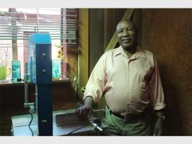 Mkhulu Christopher Namane.