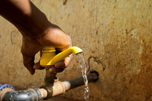 Water is a luxury for too few