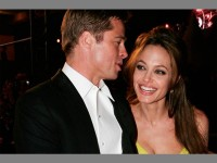 Brad Pitt and Angelina Jolie. Photo: www.mirror.co.uk