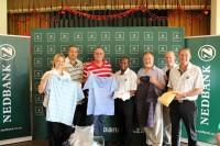 Nedbank shirt handover to Forest Farm