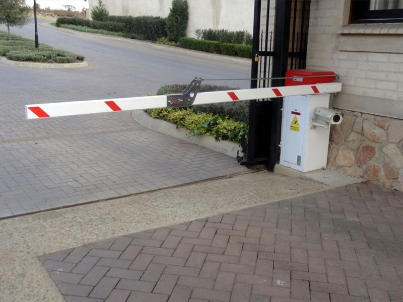 Boom Gates Bring Safety To Community Sandton Chronicle