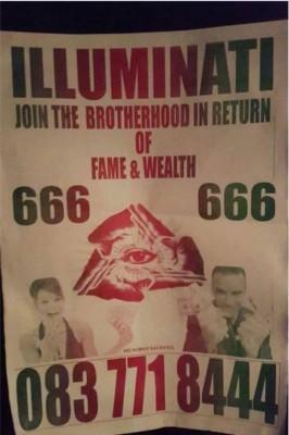 WATCH: Illuminati under the spotlight | Sandton Chronicle