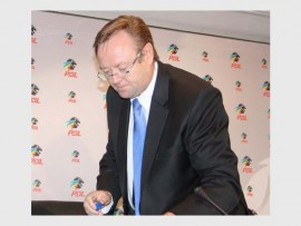 PREMIER Soccer League CEO, Brand de Villiers welcomes Mthatha Bucks and Mbombela United to the National Soccer League.
