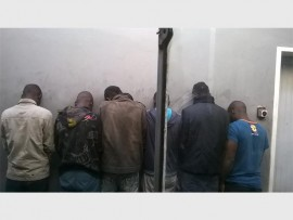 Court appearance… Six suspects arrested by Sandton police for the alleged murder of a gardener in Parkmore will appear again in the Randburg Magistrates' Court.