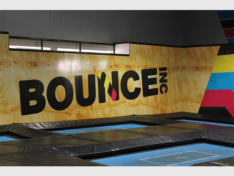 Bounce a little