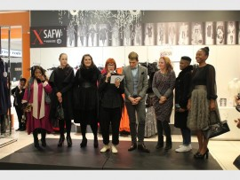 FIERCE FASHION: Designers come together to talk all things fashion at Edgars for South African Fashion Week 2015/2016.