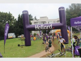 Encouraging mobility... As the Ecomobility Festival draws closer, the Sandton Central Management District has released information as part of its campaign to help residents during the festival.