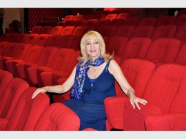 Classical... Owner and manager of the Auto and General Theatre on the Square, Daphne Kuhn