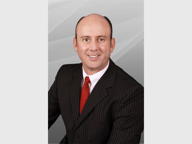 Helping hand... Wouter Fourie, certified financial planner and the 2015 FPI Financial Planner of the Year speaks about the importance of getting dread disease cover.