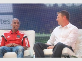 FORMER captain of Mighty Buccaneers, Oupa Manyisa and his coach, Eric Tinkler, have a mountain to climb in Tunisia.
