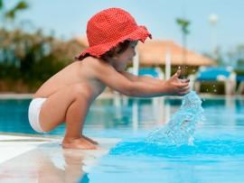 Safety around pools