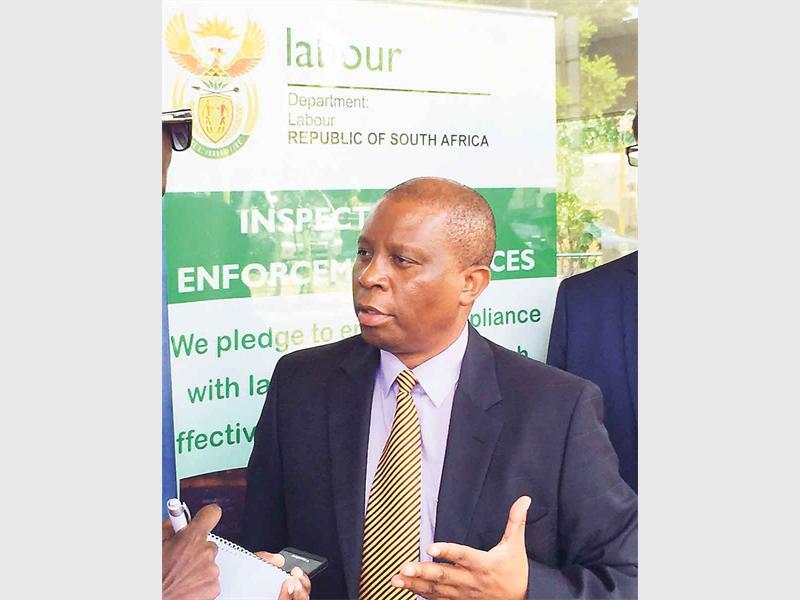 Democratic Alliance mayoral candidate for Johannesburg, Herman Mashaba.