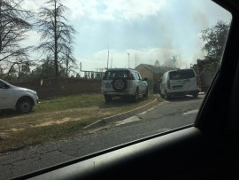 The Khanyisa substation in Bryanston caught fire on 22 May, leaving many residents without electricity.