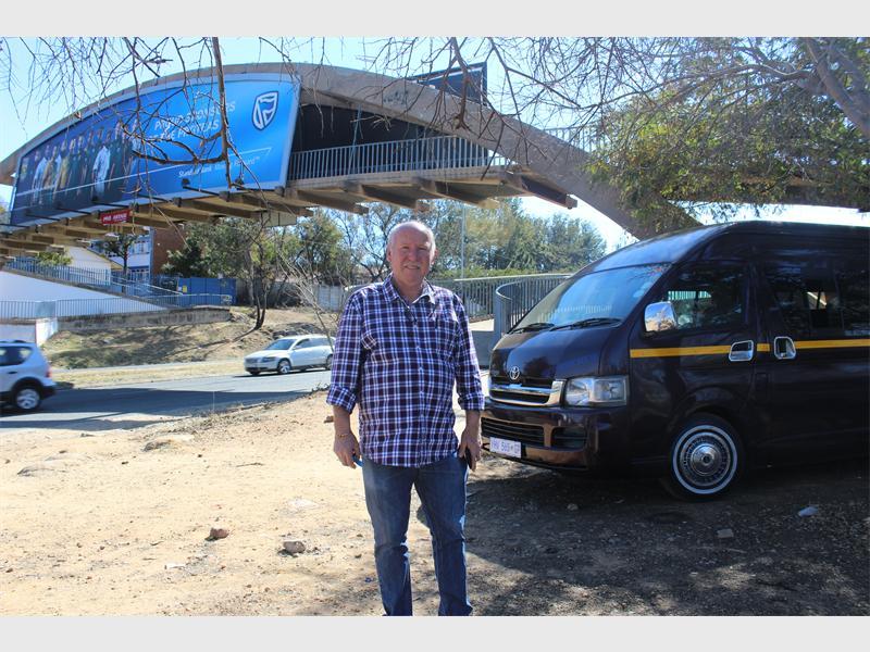 Taxi rank concerns ward councillor
