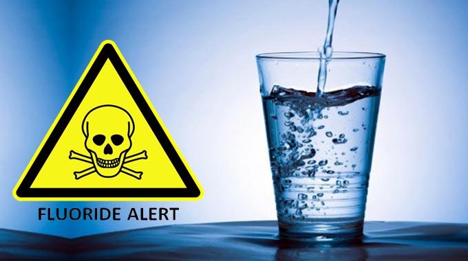 Fluoride classified as a neurotoxin