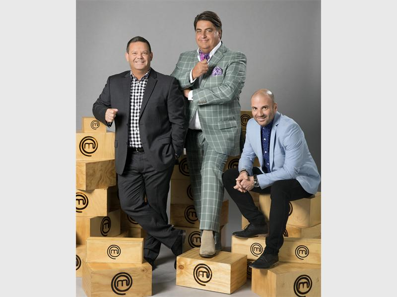 Australian MasterChef judges to pack food for charity