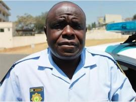 Warrant Officer Moses Maphakela, Spokesperson for the Bramley Police Station.