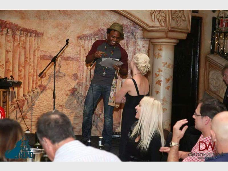 Joburg is alive with the sound of comedy