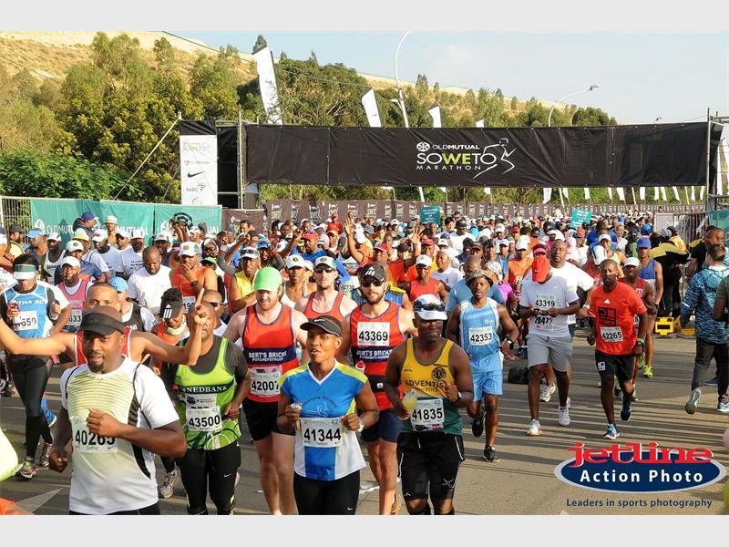 Soweto Marathon back with a bang