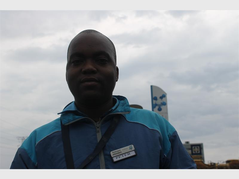 Joburgers wish Tovey speedy recovery