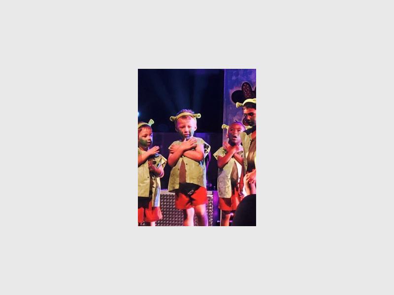 Preschool hosts concert