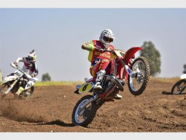 Motocross racer Ryan Hunt has made his country proud.