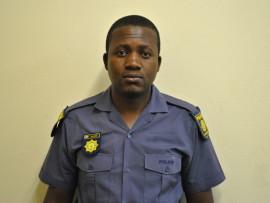 Constable David Mothapo, spokesperson for Sandton Police Station.