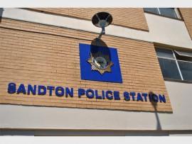 Sandton Police Station.