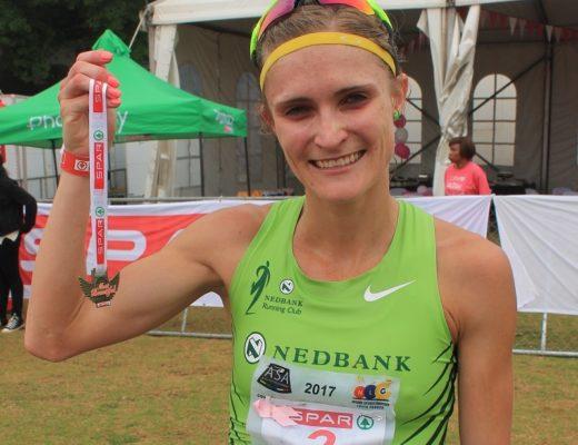 VIDEO: Irvette van Zyl wins the 10km Spar Women's Challenge