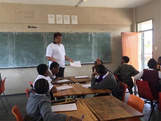 Peer-to-peer teaching with Crawford | Sandton Chronicle