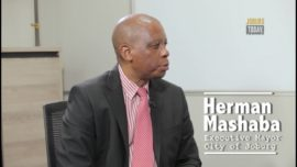 CITY NEWS – Mashaba to sue ANC